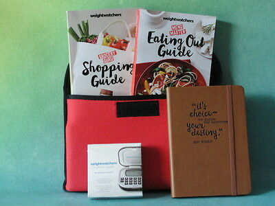 Weight Watchers SMART Points 2016 / 2017 Smart Points STARTER SET + Guide