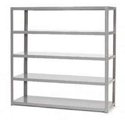 NEW! Heavy Duty Die Rack Shelving 72 x 24 x 72-5 Shelf!!