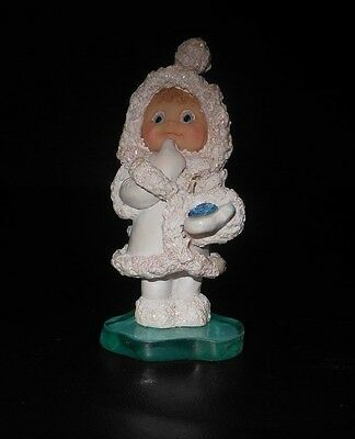 Dreamsicles 1999 Northern Lights Birthstone Collection March Figurine 60039