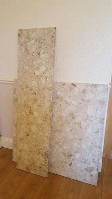 marble hearth and back panel - Manchester