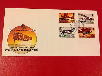 Falkland Island First Day Cover
