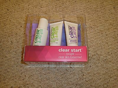 Demalogica Clear Start 3 product gift set BRAND NEW