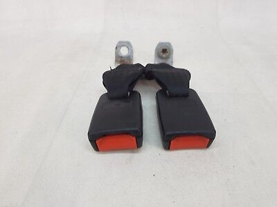FORD FIESTA MK6 02-08 Rear Centre Seat Belt Buckles & Anchor 2S6A-A613K21-AC