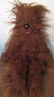 STAR WARS: Vintage 1977 Kenner Stuffed Chewy  Chewbacca Lot 2