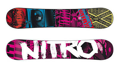 Nitro Demand snowboard, size 149, in excellenct condition