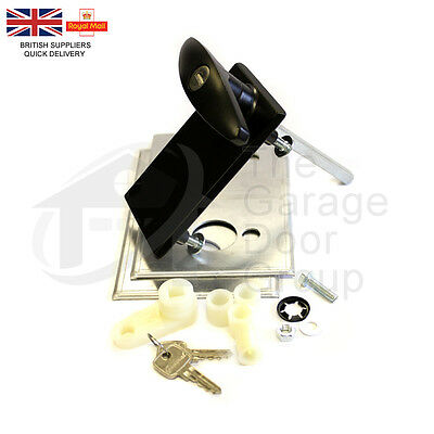 Garador Mk3C MK4 T Handle Conversion Kit Garage Door Repair Parts Handle Lock