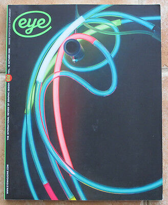 Eye Magazine Issue 69 - The International Review of Graphic Design