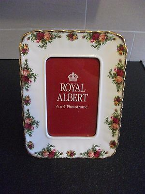 Royal Albert Old Country Roses Photo Frame