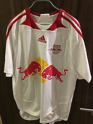 New York Red Bulls Adidas Shirt