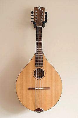 Ashbury Standard Mandolin Gr31016 With Twin K&k Pickup Fitted - Mint Condition