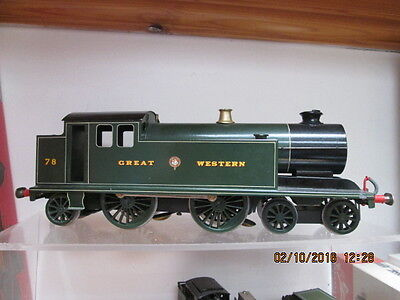 Mills Brothers 0 Gauge 4-4-2 Tank Loco In G.w.r Livery