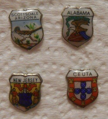 Souvenir Hat Lapel Pin Ceuta Africa - You Are Buying 1 Pin Only!