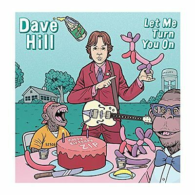 Dave Hill-Let Me Turn You On-Cd  Neu
