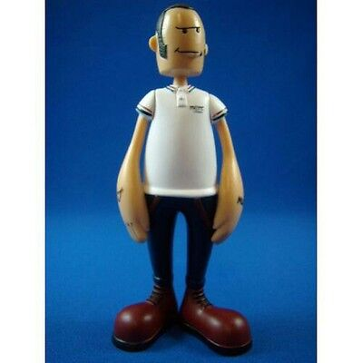 "Merc London ""Big Gary"" Limited Edition Skinhead Punk Mod Collectable Figures"