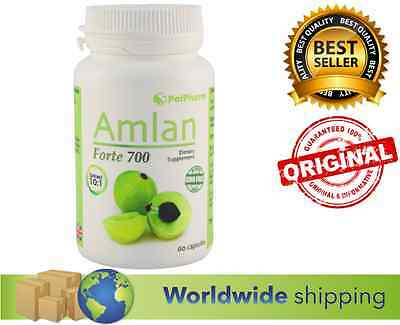 ORIGINAL AMLAN FORTE revolution in weight loss Diet Fat Burner Slimming AMLA 60