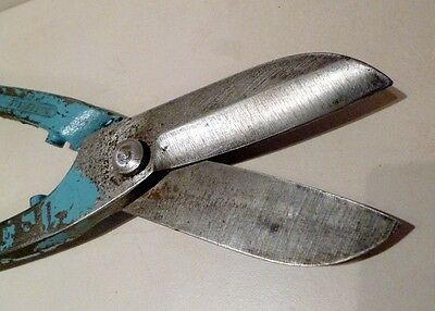 """Pair Of Gilbow G245 Straight Cut Tinsnips 12"""" / 300Mm"""