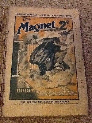 vintage the magnet library 1927 boys school magazine No 995