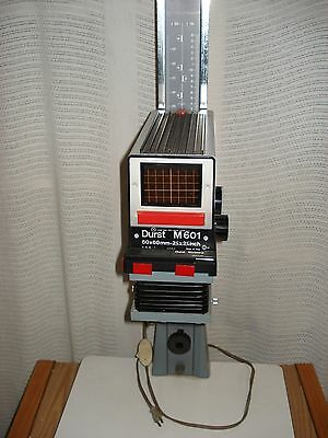 Durst M601 color enlarger and a copy stand