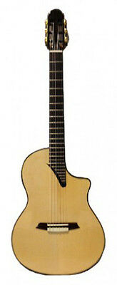 KATOH MS14M-PRE CLASSICAL GUITAR WITH HARDCASE *Free Shipping Australia Wide*