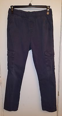 Ring of Fire Size 18 Boys Cargo Pants Blue/Gray Used