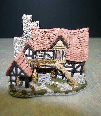 "DAVID WINTER COTTAGES ""The Bothy"" Main Collection Miniature, 1983, OOP, Retired"
