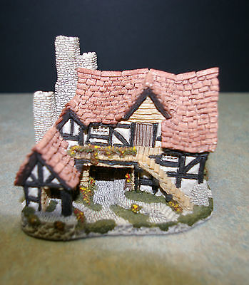 """DAVID WINTER COTTAGES """"The Bothy"""" Main Collection Miniature, 1983, OOP, Retired"""