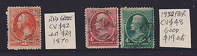 Us Very Old Stamps Disposal Sale $$