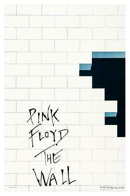 Pink Floyd  **POSTER**  The Wall   -  AMAZING IMAGE - MUST SEE