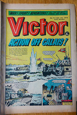 The Victor (UK Comic) - Issue #711 (5th October 1974)