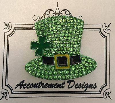 Accoutrement Designs St Patrick's Day Hat Needle Minder Magnet Mag Friends
