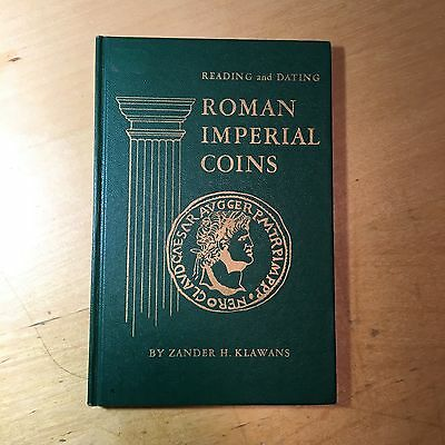 Reading And Dating Roman Imperial Coins By Zander H. Klawans, 1963