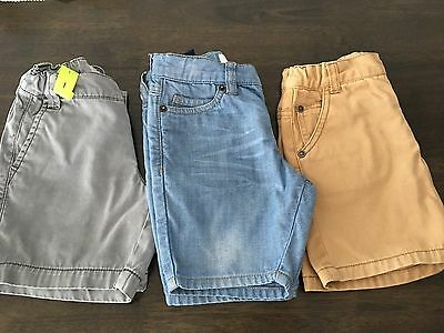 Boys Country Road And Sprout Shorts Size 2