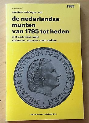 Netherlands Coin Catalog, 1795 To Date, 1983