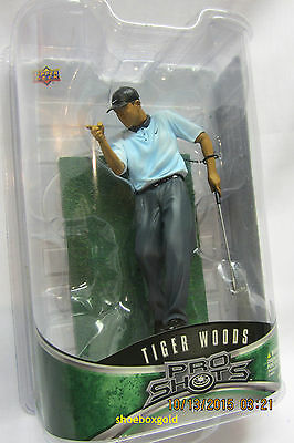 Tiger Woods, ProShots Figurine #2, Upper Deck