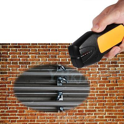 Handheld Wall Detector Studs Metal Pipes Electrical Wires Scanner Home Renovate