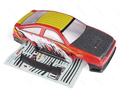 #12318 HSP 1/10 RC On Road Car Drifft Body Shell