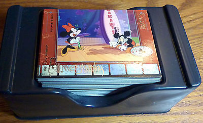Disney / Upper Deck - Mickey Mouse - 75th Anniversary Filmography Cards