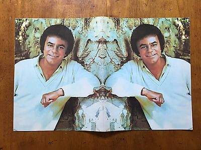 Johnny Mathis 25th anniversary concert tour book 1956-1981