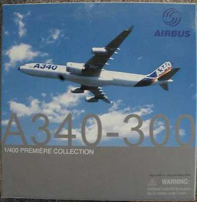 Airbus A340 300 Dragon Wings au 1/400