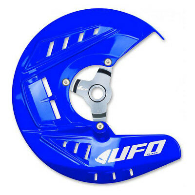 UFO Mx Yamaha YZ250F YZ450F 2014-2016 Motocross Blue Front Brake Disc Cover