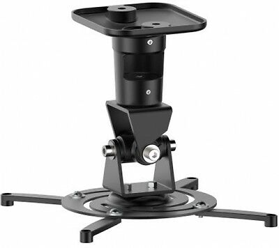 Pure Mounts Ceiling Projector Mount Spider- Plus B - 25 Degree Tilt And 360 ,