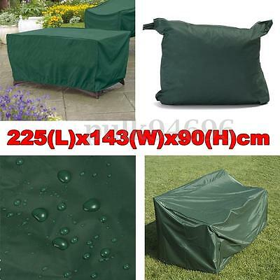 225cm Outdoor Furniture Cover Waterproof For Patio Table Chair Rain Dust Protect