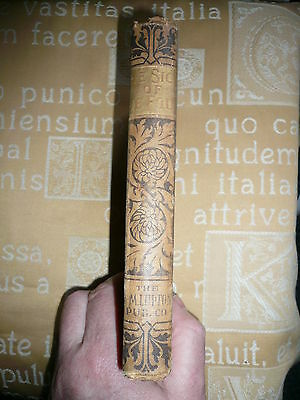 Sherlock Holmes rare early hard back edition. The Sign of the Four Circa 1891.