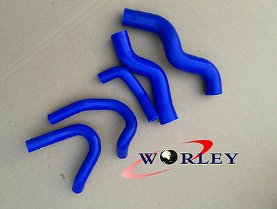 For Holden Rodeo TF 2.8L Turbo Diesel 1998-2003 Silicone radiator heater hose