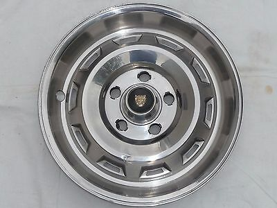 enjoliveur roue wheel trim jaguar XJ6 / 12 serie 3