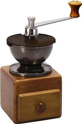 Hario Coffee Grinder, Clear, Small