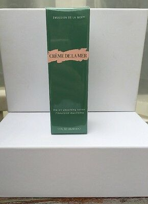 Creme De La Mer The Oil Absorbing Lotion 50ml New And Retail Sealed RRP £165