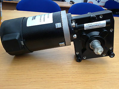 12V DC Geared Motor, Motor with 60:1 ratio Gearbox