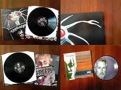 "Roger Taylor (Queen) - Fun In Space LP + Surrender 7"" Vinyl Record NEW/MINT RARE"