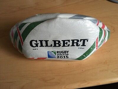 Gilberts Coca Cola Rugby Ball With Pump